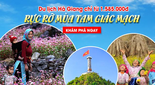 Du lịch Hà Giang - chỉ từ 1585000 VNĐ