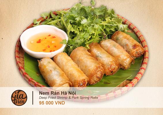Thực đơn 100 món thuần Việt