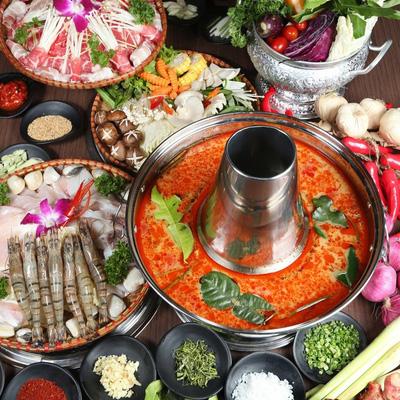 Lẩu Thái chua cay vị ngon xứ chùa Vàng