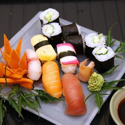 Sushi - Món ăn quốc hồn quốc túy của Nhật Bản