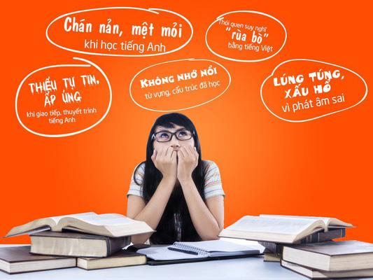 Học tiếng Anh online - thành thạo trong 6 tháng