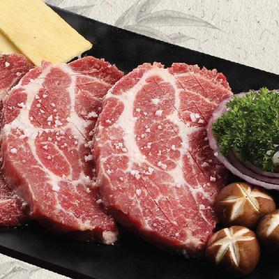 Thịt nướng tươi ngon, được tuyển chọn từ nguồn nguyên liệu tươi sạch