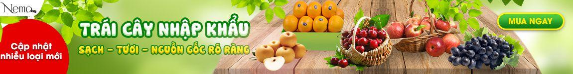 hoa quả nk