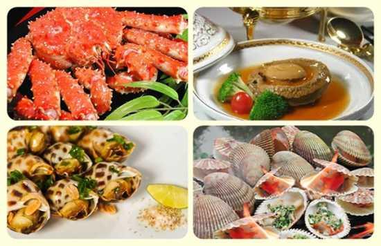Biển Đông - Nhà hàng hải sản lớn nhất Hà Nội. Chỉ 130.000đ/ suất hải sản tươi-sống-sạch trị giá thực tế 250.000đ cho 1 người. Tiết kiệm 48%
