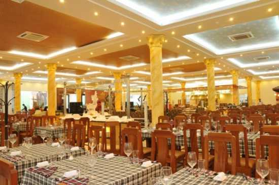 Ngây ngất với BUFFET HẢI SẢN CAO CẤP tại Nhà hàng Hương Sen - Thực đơn gần 90 món ngon miệng, đẹp mắt, ăn thỏa thích no nê chỉ với 166.000đ
