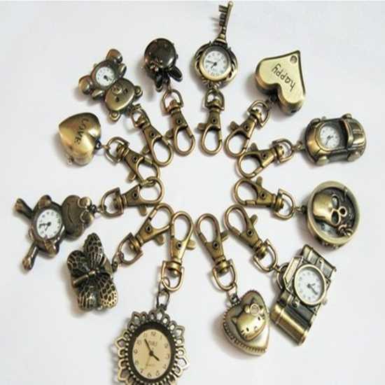 Móc chìa khóa đồng hồ - Chỉ với 59.000đ