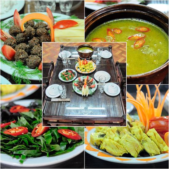 Thưởng thức Cá quả nấu ám đặc biệt tại nhà hàng Rừng Trong Phố - Chỉ 195.000đ