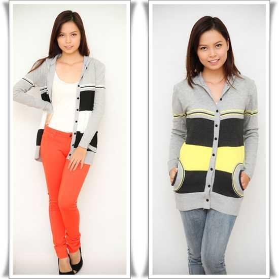 Áo cardigan len dành cho nữ