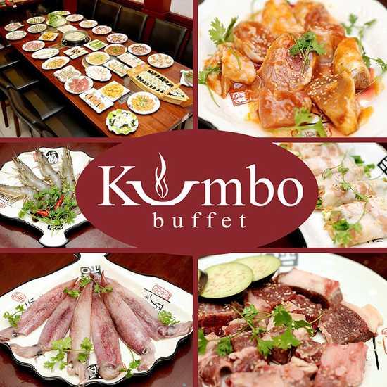 Thưởng Thức Buffet Nướng Và Lẩu Theo Phong Cách Nhật - Hàn Tại Nhà Hàng KUMBO. Chỉ với 189.000đ