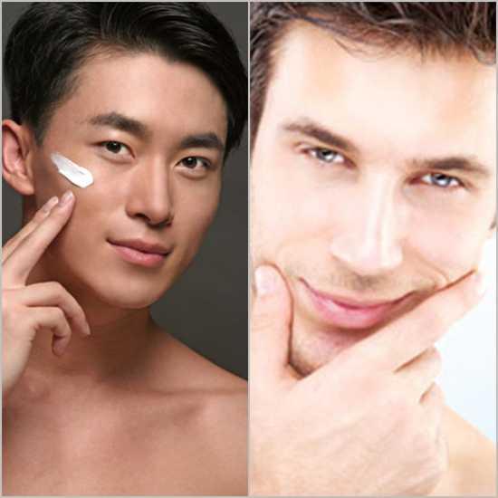 Chăm sóc da mặt cho quý ông - Chỉ với 150.000đ