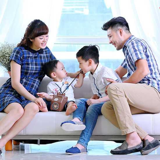 Chụp ảnh gia đình nhiều ưu đãi - Vivian Studio