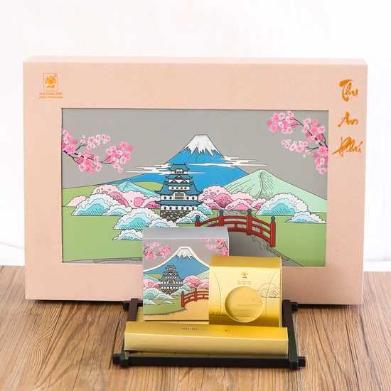 Voucher hộp 8 bánh Thu An Phú - Hải Hà Kotobuki