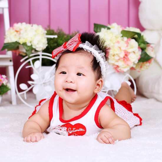 Gói chụp ảnh cho bé yêu tại Herbi Studio