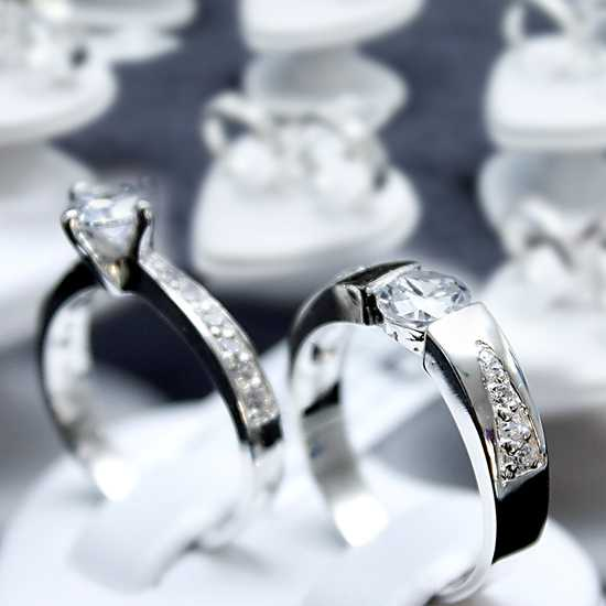 Nhẫn đôi bạc cao cấp Thành Phát