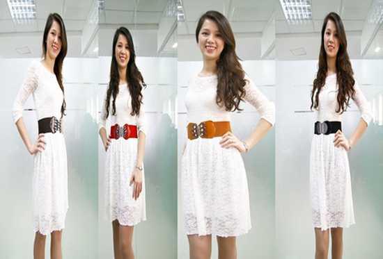 Đai thắt lưng nữ bản to thời trang, cá tính và sang trọng - Chỉ với 52.000đ/chiếc