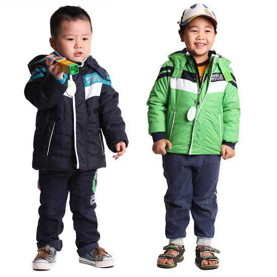 Áo phao trẻ em hàng Việt Nam xuất khẩu