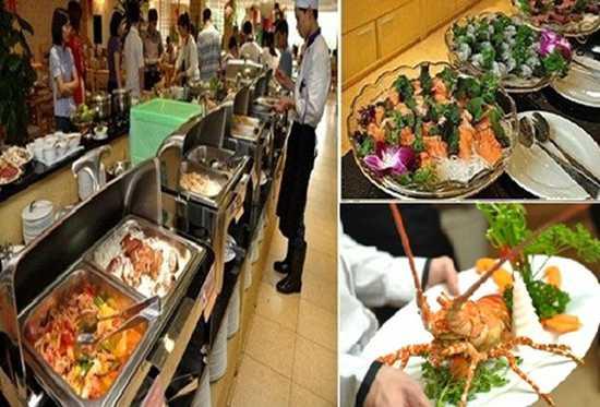 Buffet Món Ngon - Thưởng thức gần 100 món ngon chỉ với 188.000đ/người