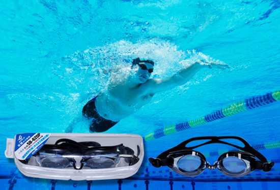 Kính bơi có độ Sable dành cho người cận: An toàn và mang lại cảm giác thật khi bơi - Chỉ 290.000đ/01 chiếc
