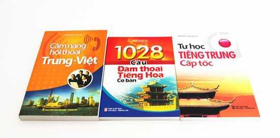 Nền tảng đầu tiên giúp bạn tự học tiếng Trung – Cẩm nang hội thoại Trung Việt. Chỉ với 64.000đ