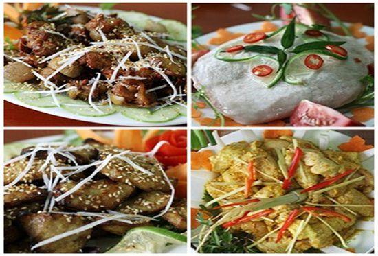 Phừng phừng Dê núi Ninh Bình - Thực đơn độc đáo tại nhà hàng Anh Thư – Chỉ 60.000 đ cho 1 phiếu ăn giá gốc 100.000đ / người – Tiết kiệm 40%