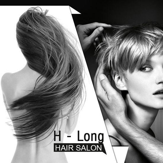Dịch vụ Nối tóc bằng sợi Fiberglass tại H_Long Hair salon