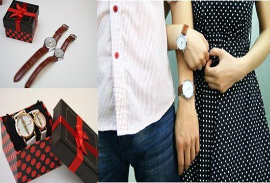Đồng hồ đôi thời trang, cá tính - Món quà tuyệt vời cho tình yêu của bạn - Chỉ với 130.000đ/2 chiếc