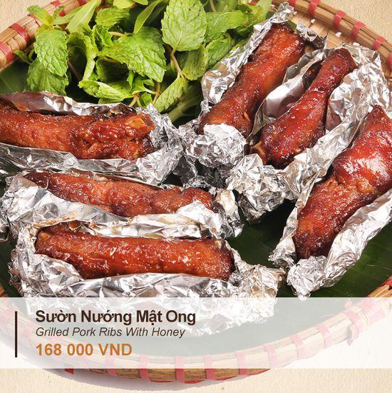 Voucher ăn uống nhà hàng Gia Viên - 228 Bà Triệu