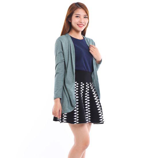 Áo cardigan cotton cho bạn gái