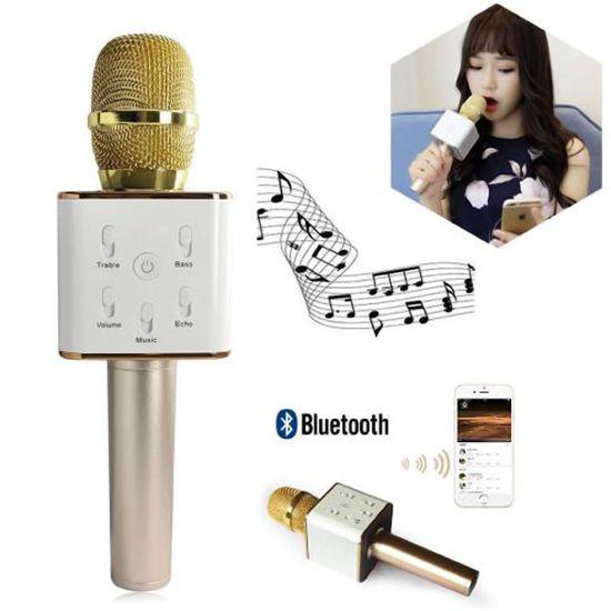 mic karaoke q7