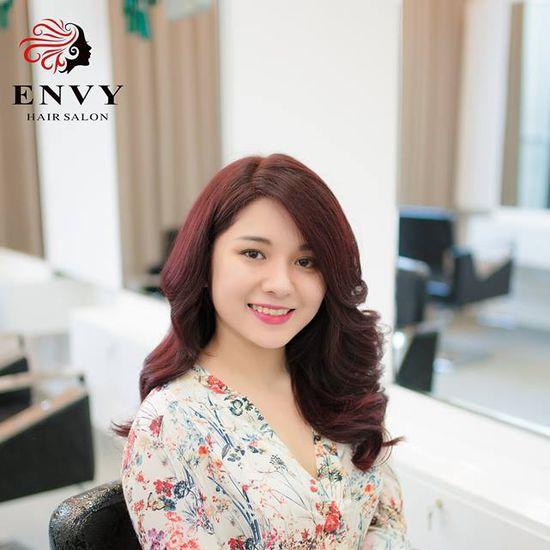 Chọn 1 trong 4 gói làm tóc đón 2017 - Tặng thẻ hấp  Envy Salon