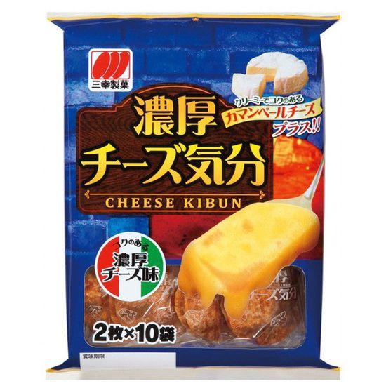 Bánh gạo SANKO vị pho mai 92g