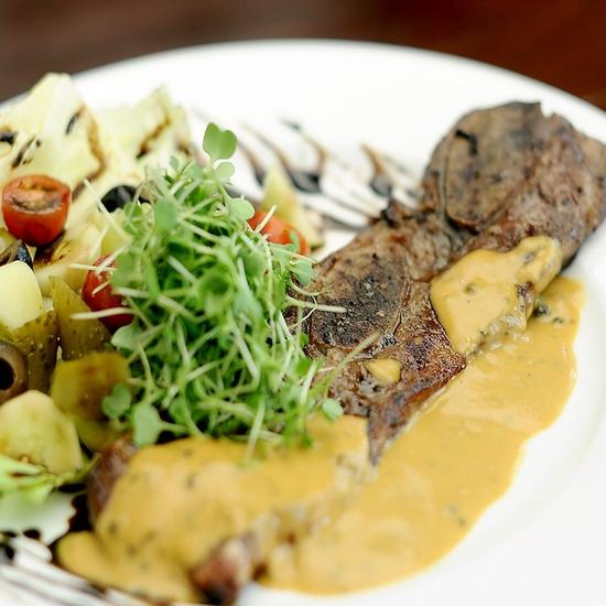 Set ăn BÒ MỸ CAO CẤP tại Nhà hàng Moo Beef Steak I - Chỉ với 725.000đ