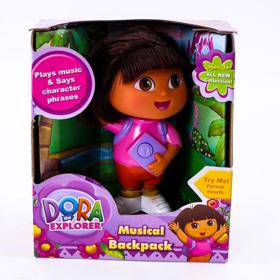 Búp bê Dora biết hát - Bạn thân thiết của bé gái