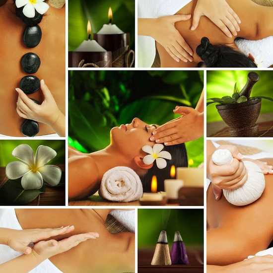 Massage mặt & body - Các phương pháp kinh điển