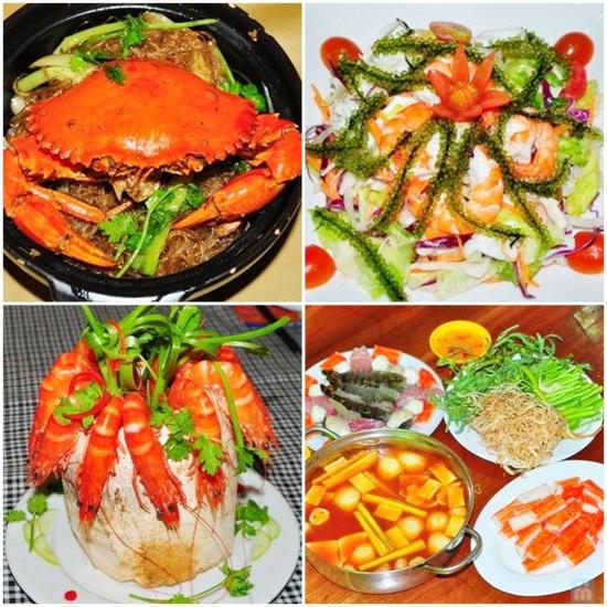 Nhà hàng Phương Cua - Thỏa thích lựa chọn hương vị hải sản tươi ngon - Chỉ 90.000đ được phiếu 180.000đ