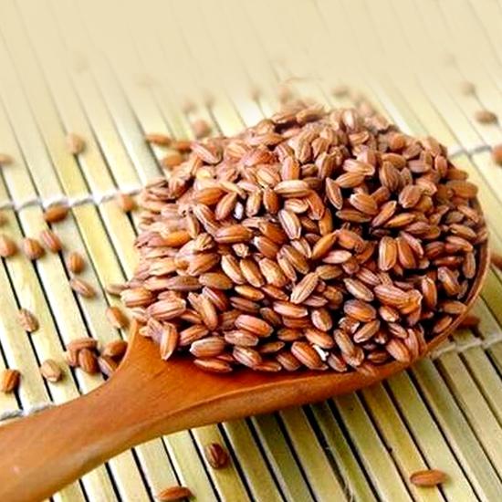 Combo 2 gói gạo lứt nẩy mầm rang mè đen