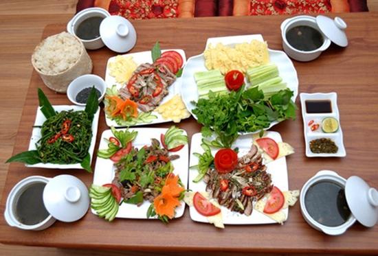 Đặc sản thịt Nhím tại Nhà hàng Thảo Nguyên. Chỉ 498.000đ/04 người