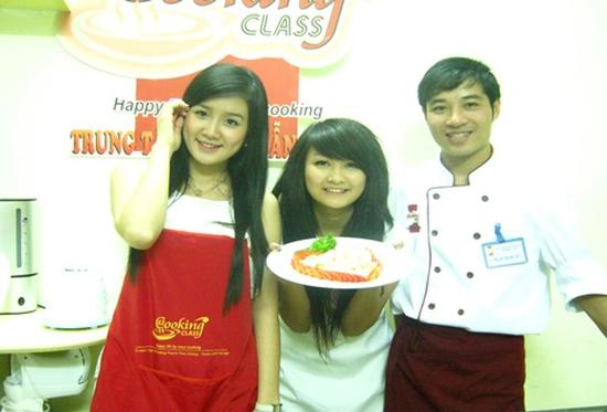 Thỏa sức lựa chọn các lớp học Nấu ăn - Làm bánh tại EZcooking School - Chỉ với 155.000đ