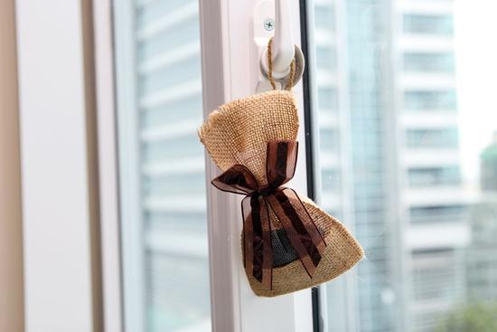 Túi cà phê khử mùi Hàn Quốc - cho không gian ô tô, văn phòng, phòng ngủ... thơm ngát hương cà phê - chỉ 75.000đ
