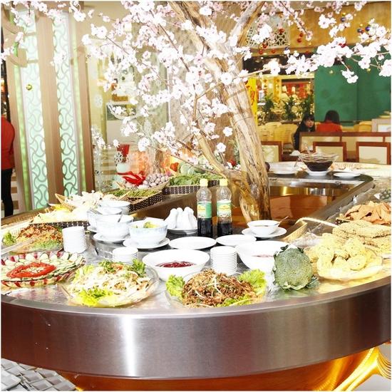 Buffet Lẩu nướng tại Lẩu Hội Quán Times City