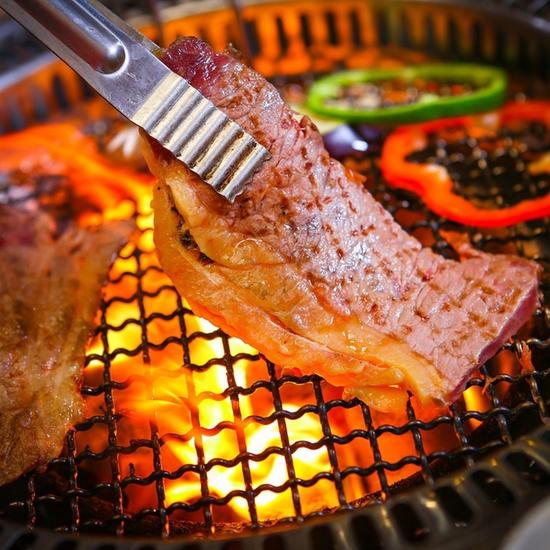 Buffet nướng lẩu Hàn Quốc Gri & Gri Times City
