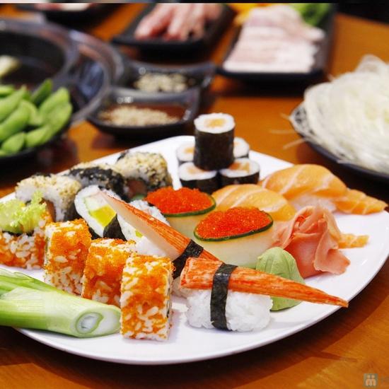 Buffet nướng lẩu Nhật Bản Yaki - Menu mới