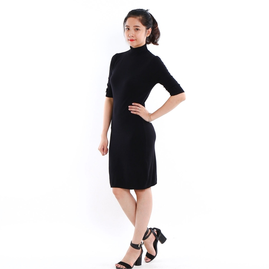 Váy len Thu - Đông tay lỡ hàng Việt Nam xuất khẩu