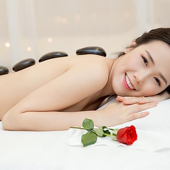 Massage body thư giãn, xông hơi, tẩy da chết 120' Ban Mai Spa