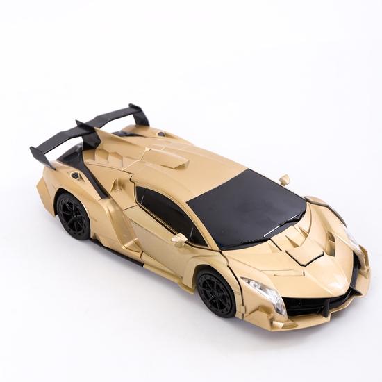 Ôtô biến hình siêu nhân Transformers có điều khiển