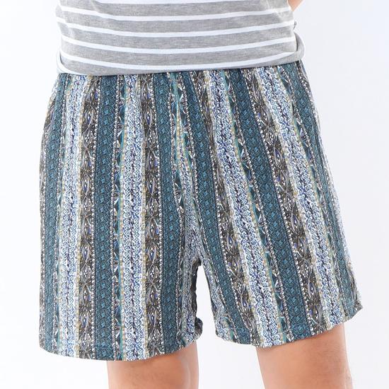 Combo 2 quần đùi cotton thoáng mát cho nam