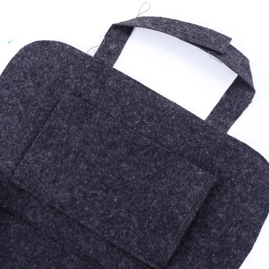 Túi đựng đồ nhiều ngăn treo sau ghế ô tô tiện dụng