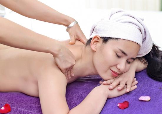 Xông hơi thảo dược, tắm sục, massage body thư giãn Thanh Hiền Luxury Spa