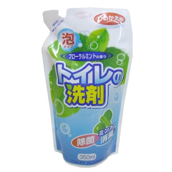 Dung dịch tẩy rửa nhà vệ sinh dạng bọt 350ml