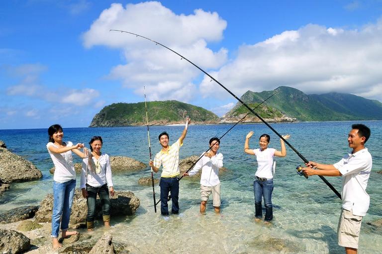 Phú Quốc 1 ngày - Lặn biển ngắm san hô, câu cá ...